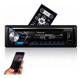 Som Automotivo Pioneer Cd Usb Bluetooth Carro Deh-s4180bt