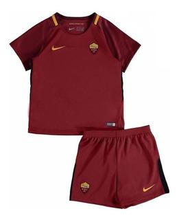 Camisa Roma Infantil 17/18 - Queima De Estoque