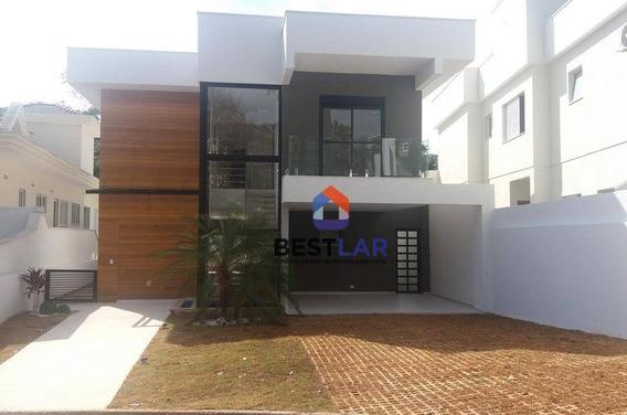 Casa Residencial À Venda, São Paulo Ii, Cotia. - Ca0306