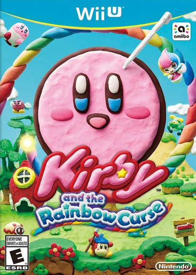 Kirby And The Rainbow Curse - Digital Wii U