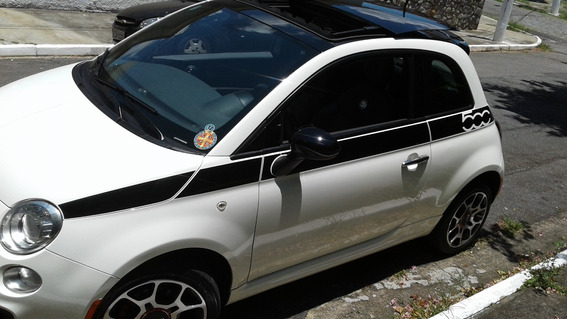 Fiat 500 1.4 16v Sport Air . 3p 2012