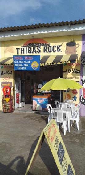**urgente*ponto Comercial Padaria E Mercearia Em Mongaguá,sp