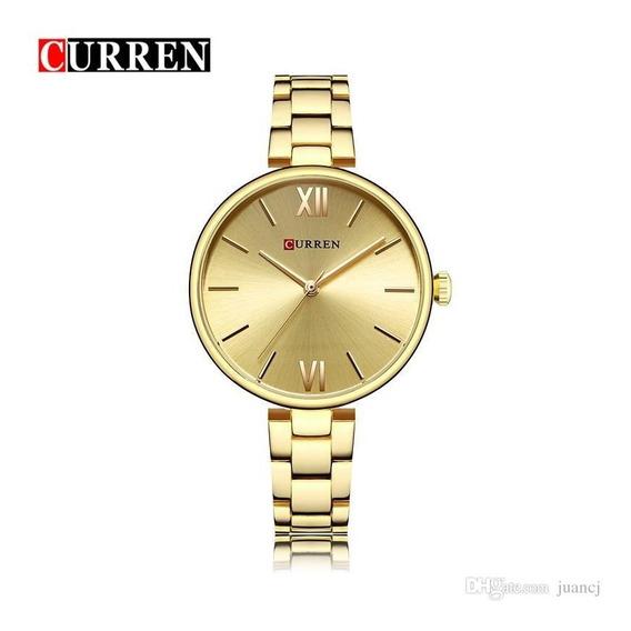 Reloj Curren Con Maquina Japonesa Sgp 9017 Guilad Joyas