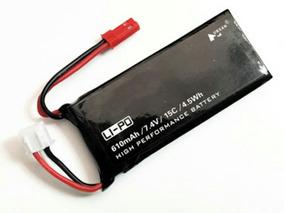 3 Baterias Para Hubsan H502s Pronta Entrega