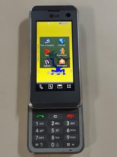 Celular Lg Kf700q Desbloqueado Sem Acessórios