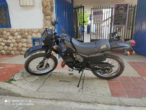 Moto Suzuki Ts 125 1995