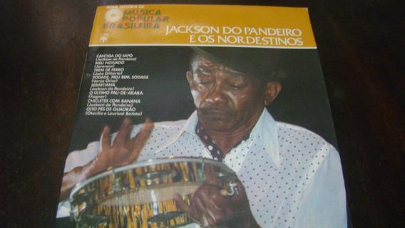 Lp E Fascículo Jackson Do Pandeiro E Os Nordestinos 1979