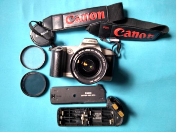 Camera Fotográfica Canon Eos500 Analógica