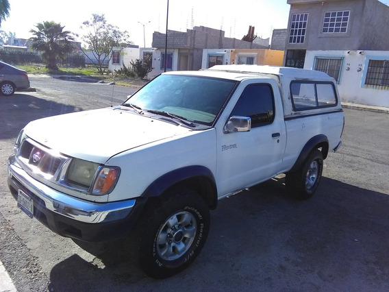 Nissan Frontier 4 Cilindros Motor 2.4