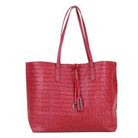 Bolsa Colcci Tote Shopper Feminina Vinho Original