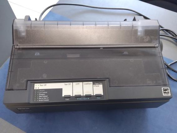 Impressora Matricial Epson Lx 300+ Ii