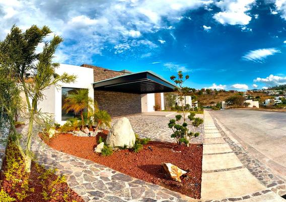 Club De Golf Tres Marias Morelia Casa Construida En 1 Planta