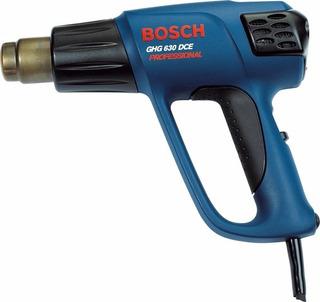 Pistola De Calor 2000w 600° Bosch Ghg 630 Dce Display Lcd