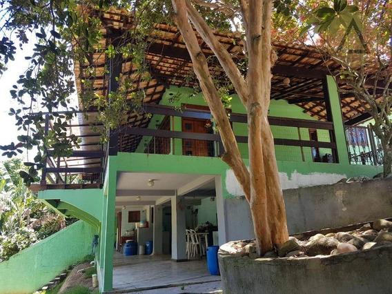 Casa À Venda, 318 M² Por R$ 1.690.000,00 - Glória - Macaé/rj - Ca0750