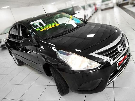 Nissan Versa S 1.0 12v Imperdivel!!!