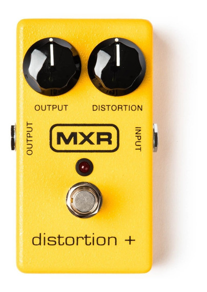 Pedal Mxr Distortion Plus Dunlop M104