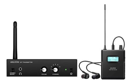 Sistema Inalambrico Anleon S2 Kit Para Monitoreo
