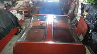 Torino Ts 380 Cupe Lutteral Comahue 1974