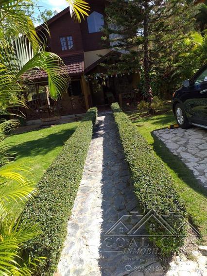 Coalición Vende Villa En Jarabacoa Amueblada # 25
