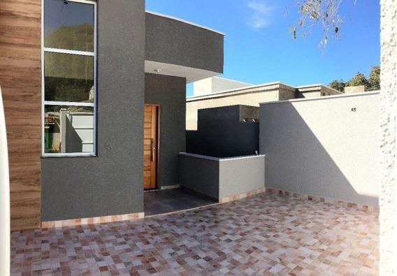 Casa Em Jardim Maristela, Atibaia/sp De 150m² 3 Quartos À Venda Por R$ 395.000,00 - Ca103015