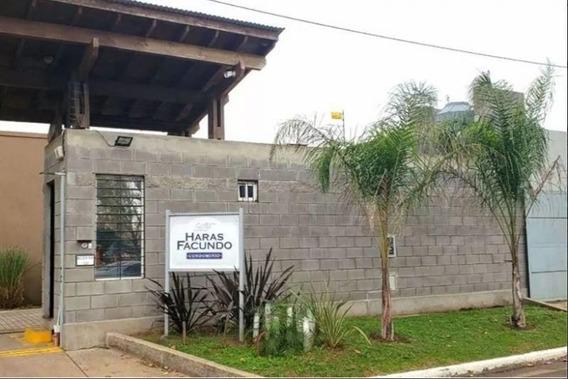 Lote En Venta - Barrio Cerrado Haras Facundo - Udaondo