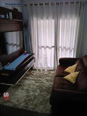 Apartamento À Venda, 52 M² Por R$ 280.000 - Imirim - São Paulo/sp - Ap3432
