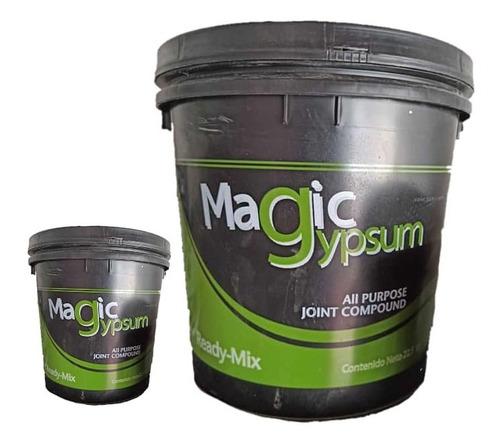 Pasta Profesional Mastique Dry Wall Magic Gypsum Cuñete 19