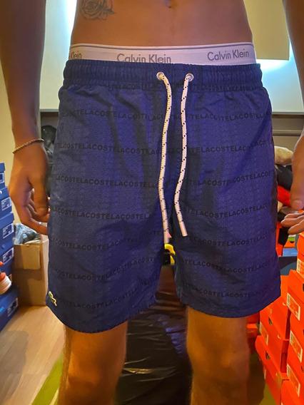 Short Lacoste Original Importado De Usa