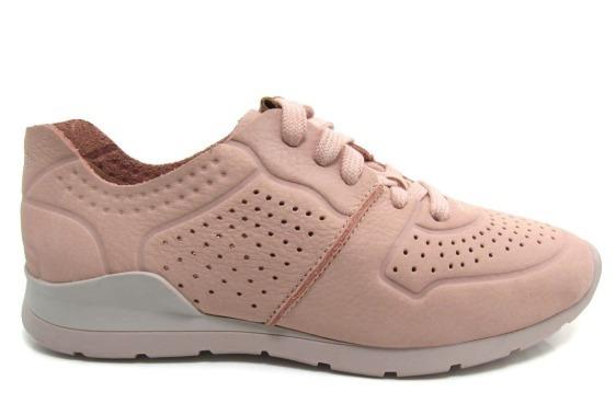 Tênis Feminino Jogging Bottero 277301 Couro