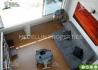 Apartamentos Amoblados Baratos En Envigado Cód: 4113