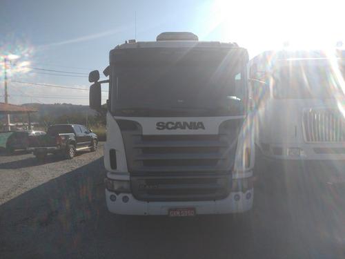 Imagem 1 de 8 de Scania G420 6x2 2010