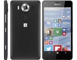 Celular Microsoft Lumia 950 Semi Novo Com Acessórios