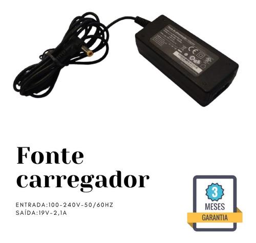 Fonte Carregador 19v = 2,1a