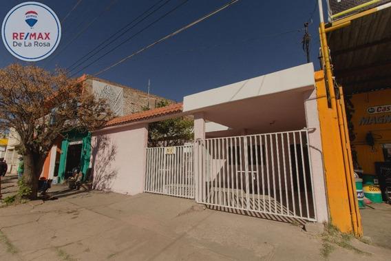 Casa En Renta Sobre Avenida Comercial El Factor