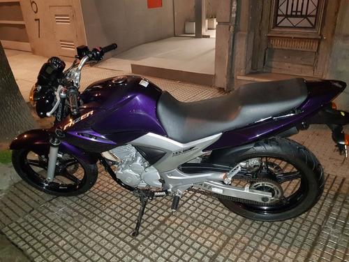 Yamaha Ys 250 Fazzer