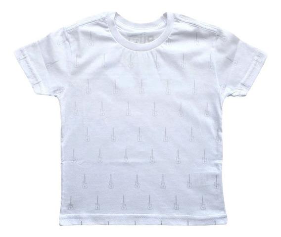 Camiseta Bebê Infantil Menino Masculina Promoção + Brinde