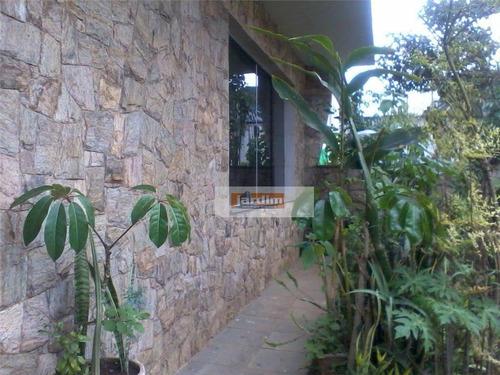 Sobrado Residencial À Venda, Vila América, São Bernardo Do Campo. - So0798