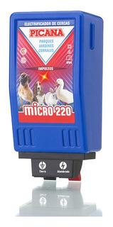 Electrificador Picana Mascotas 220v 5km