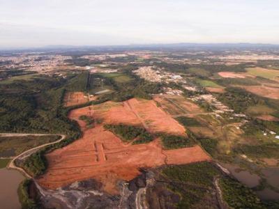 Terreno Residencial À Venda, Estados, Fazenda Rio Grande. Te0136 - Te0136 - 32837343