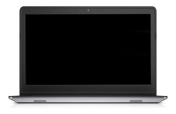 Note Dell Core I5/4gb/500gb/tela 14/windows 7 Prata (usado)