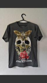 Camisa Masculina John John