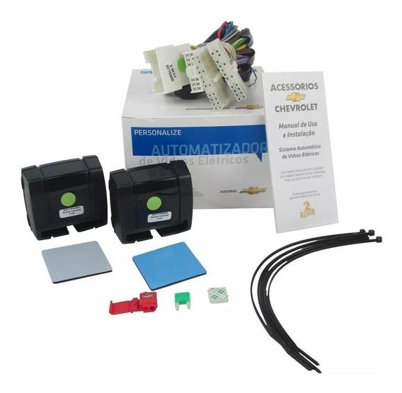 Kit Automatizador Vidro Eletrico S10 Trailblazer 52043921 +