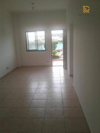 Apartamento Para Alugar, 70 M² Por R$ 1.300/mês (pacote) - Vila Romanópolis - Ferraz De Vasconcelos/sp - Ap0399