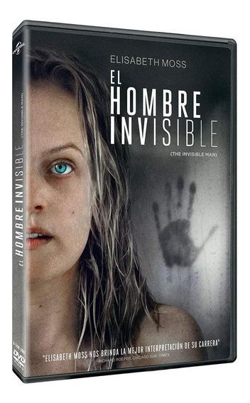El Hombre Invisible Elisabeth Moss Pelicula Dvd