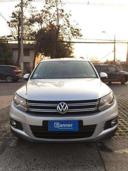 Volkswagen Tiguan 2.0 Tdi Sport Style Dsg 4x4 Unico Dueño!!