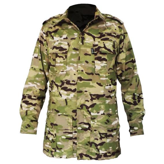 Gandola Tática Masculina Militar Camuflada Reforçada Ripstop