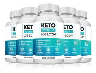 Keto Weight Loss.com 5 Frascos