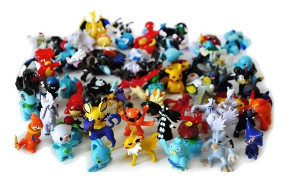Super Colección Pokemón 144 Pz. Sin Repetir!! Pikachu Full!