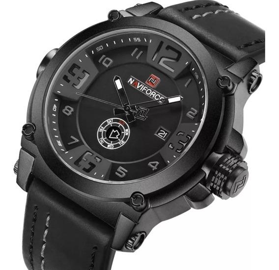 Relógio Masculino Naviforce Original *pronta Entrega*
