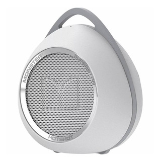 Parlante Portátil Monster Hotshot Bluetooth Blanco